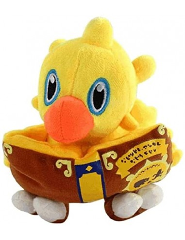 Peluche Chocobo Final Fantasy 15cm