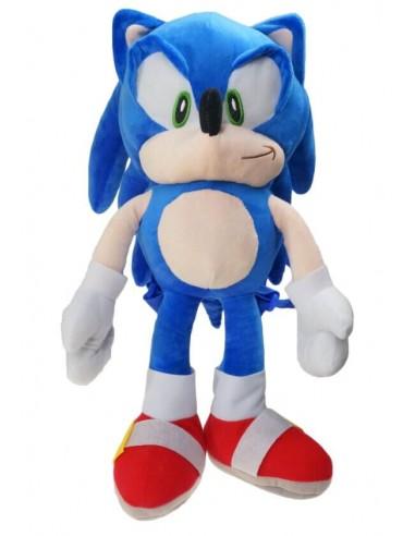 Peluche Sonic Mochila Grande con...