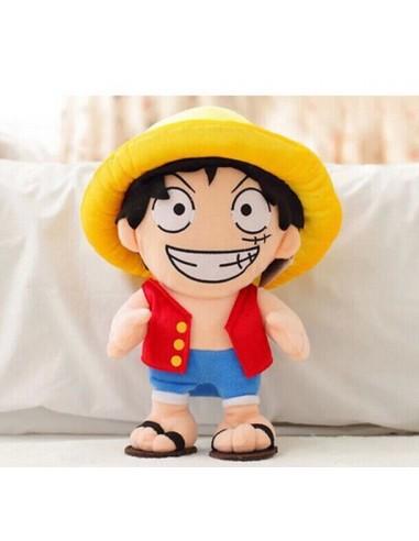 Peluche Luffy One Piece Gigante 35cm