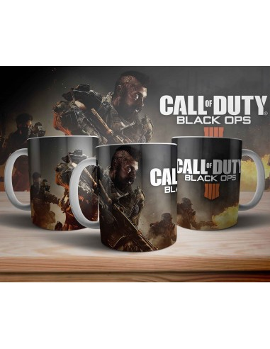 Taza Call of Duty Black Ops