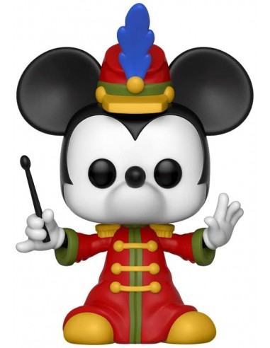 Figura Funko Pop! Band Concert Mickey...