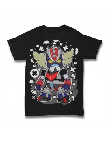 Camiseta Grendizer Culture Pop