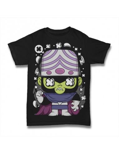 Camiseta Mojo Jojo Las Super Nenas...
