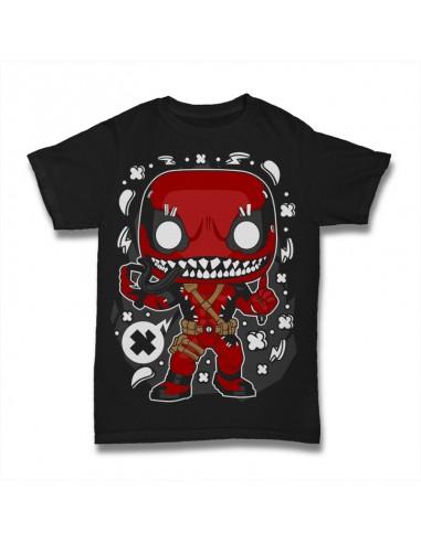 Camiseta Venom Deadpool Culture Pop