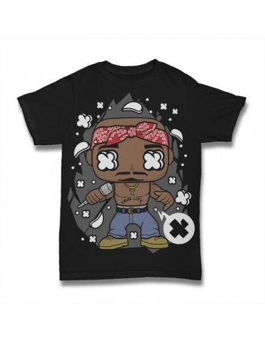Camiseta 2Pac Culture Pop