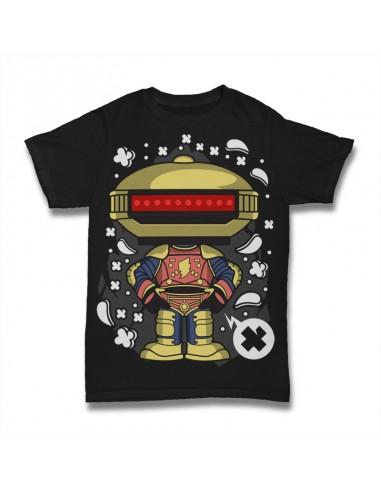 Camiseta Alpha 5 Power Rangers...