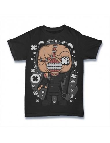 Camiseta Nemesis Resident Evil...