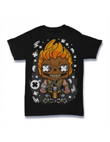 Camiseta Scorpion Mortal Kombat...