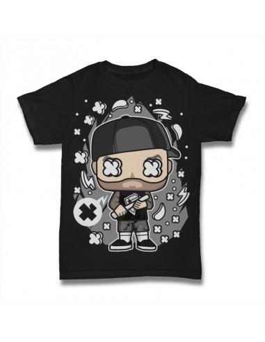 Camiseta Travis Baker Blink 182...