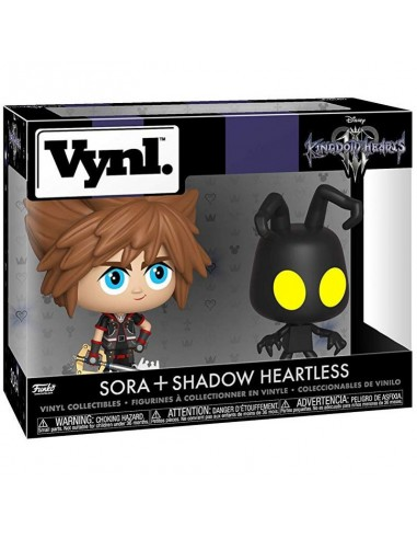 Figura Sora + Shadow Heartless...