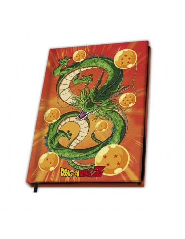 Libreta Shenron Dragon Ball A5