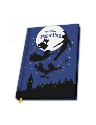 Libreta Peter Pan A5 Disney