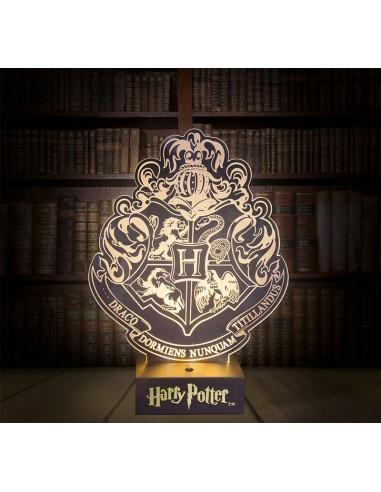 Lámpara Hogwarts Harry Potter (Caja...